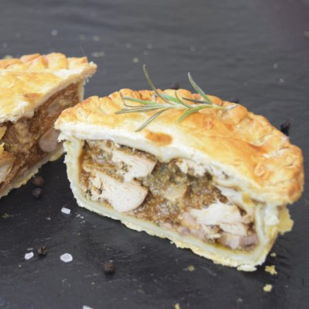 Small Game Pie